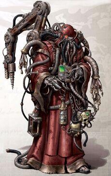 Adeptus Mechanicus Magos