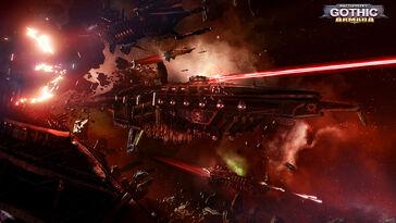 Chaos fleet