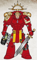 Cpt Aphael Wargear