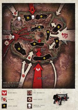 Map Hive Beta-Secundus