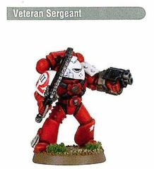 Sons of Orar Veteran Sergeant
