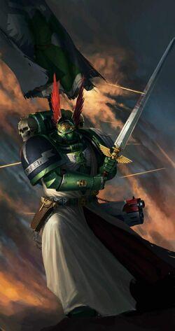 Supreme Grand Master Azrael