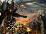 First War for Armageddon