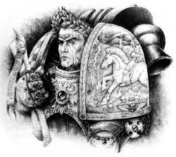 Chapter Master Oberdeii