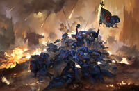 Crimson Fists Rynn's World Defense