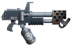 Mk IIIa 'Heretic' Pattern Novamarines