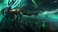 Warhammer-40000-фэндомы-Necrons-продолжение-в-комментариях-416366