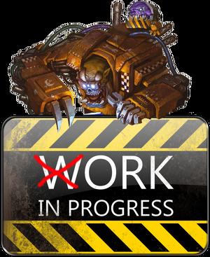 Ork In Progress