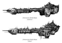 UM Battle Barges