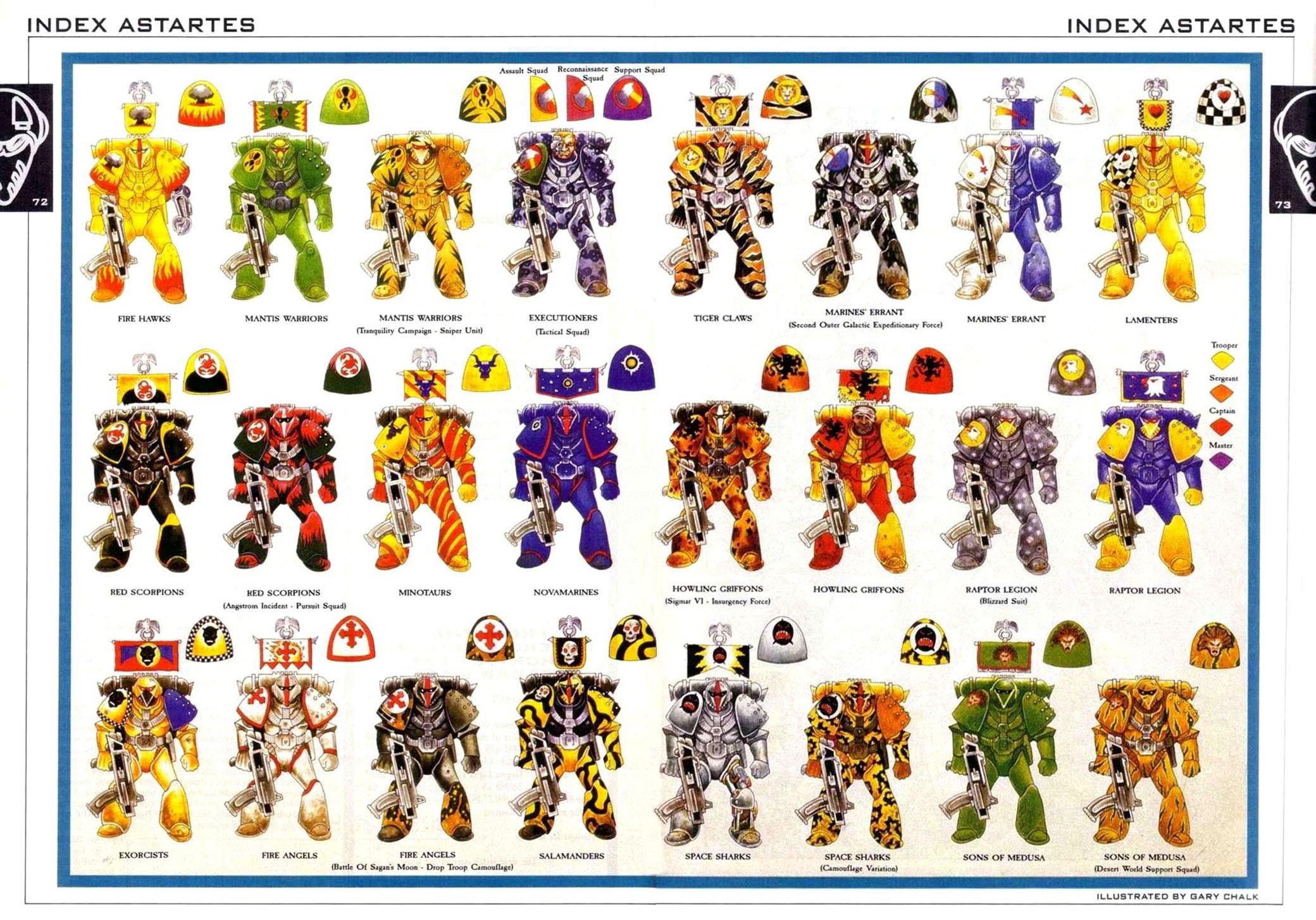 How do you like the badab war colour schemes