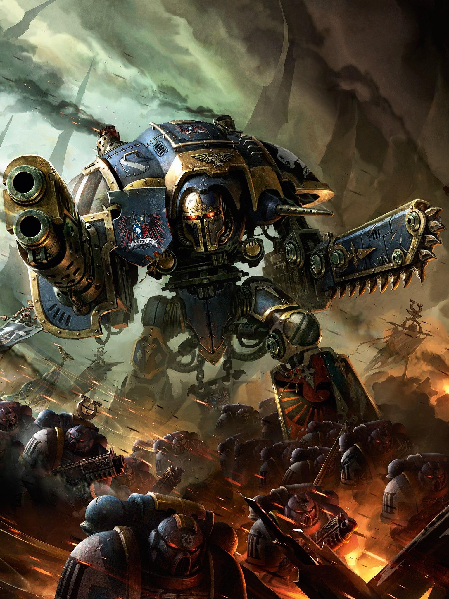 Knight Errant | Warhammer 40k | FANDOM powered by Wikia
