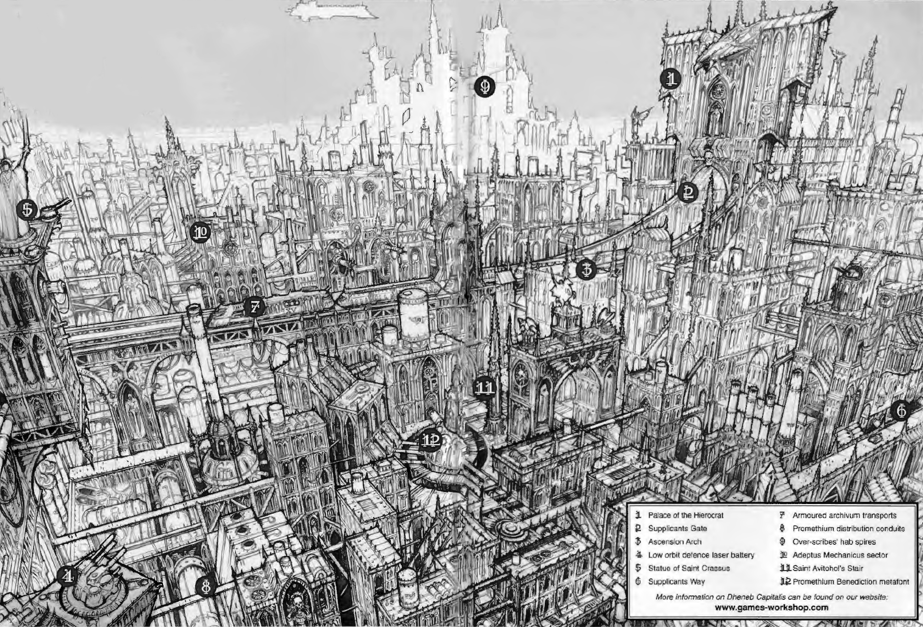 Imperial Architecture   Warhammer 40k   FANDOM powered by Wikia