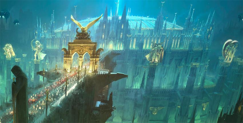 Lost Primarchs | Warhammer 40k | FANDOM powered by Wikia