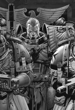 Rogal Dorn Imperial Fists