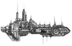 Hunter-class Destroyer