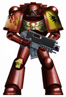 Angel of Fire Astartes