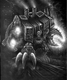 Chaos Dreadnought RT Era
