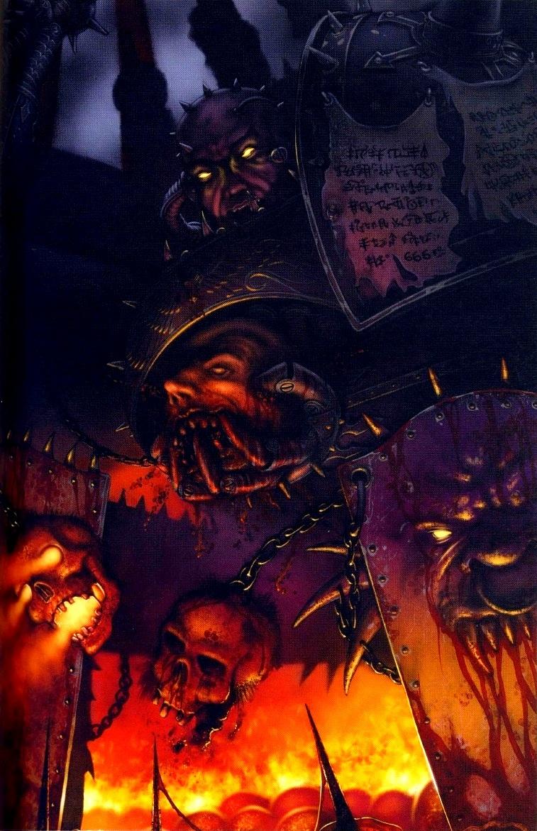 Image Dark Chaplain Erebusg Warhammer 40k Fandom Powered By