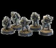 Death Korps mini squad