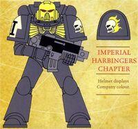 Imperial Harbingers Dark