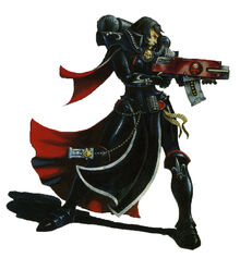 Adepta Sororitas Battle Sister