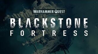 The Hunt for the Blackstone Fortress Precipice