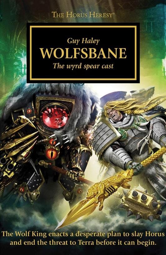 Wolfsbane Novel Warhammer 40k Fandom Powered By Wikia
