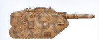 Destroyer of the Palladius 46th Armoured Regiment
