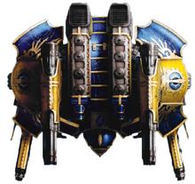 Legio Astorum Warlord Dauntless Wrath Top