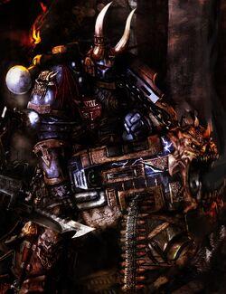 Night Lords Chaos Havoc