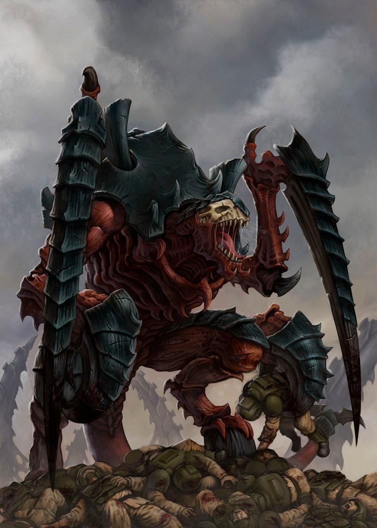 Old One Eye | Warhammer 40k Wiki | Fandom
