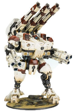 Tau KX139 Taunar Supremacy Armour 1