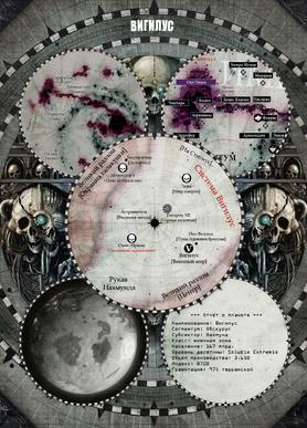Vigilus Galactic Map