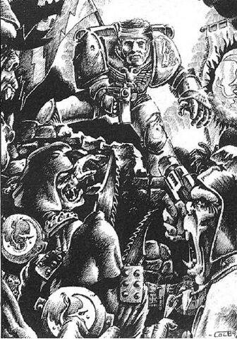 File:Bad Moon Orks vs. Space Wolf.jpg
