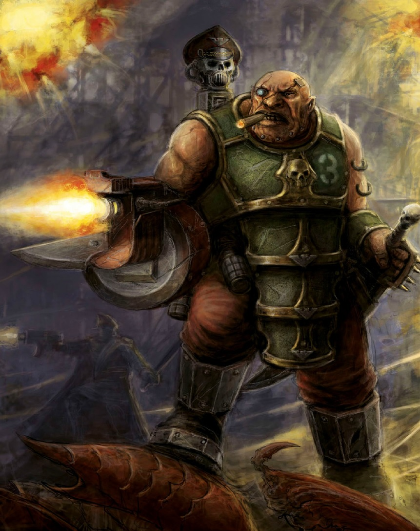 Nork Deddog Warhammer 40k Fandom Powered By Wikia