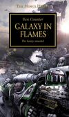 3. Galaxy in Flames