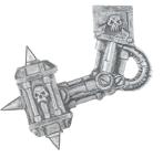 Chaos Dreadnought Thunder Hammer