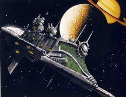 Endurance-Capital Ship