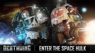 Space Hulk Deathwing - Enter the Space Hulk - Trailer