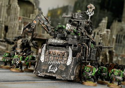 Goffs Ork Battlewagon Boyz