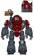 Lucius Kastelan Robot