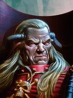 Mephiston Portrait