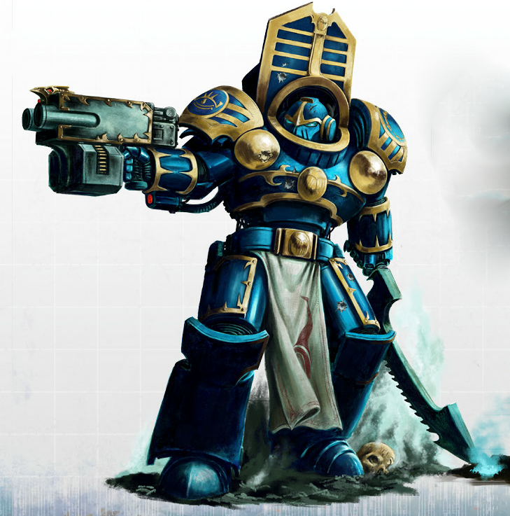 Scarab occulte Terminators Thousand Sons