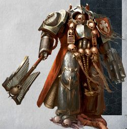 Grey Knights Chaplain