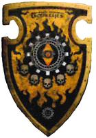 Legio Fureans Livery Shield Warlord