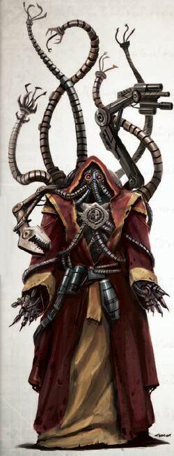 Tech-Priest 2