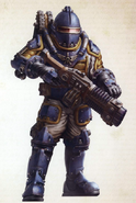 Veletarii of the 6629th Solar Auxilia