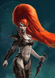 Lelith Hesperax (fan-art)