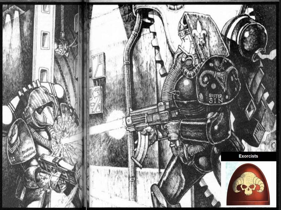 Image - Sister sin.jpg | Warhammer 40k | FANDOM powered by Wikia