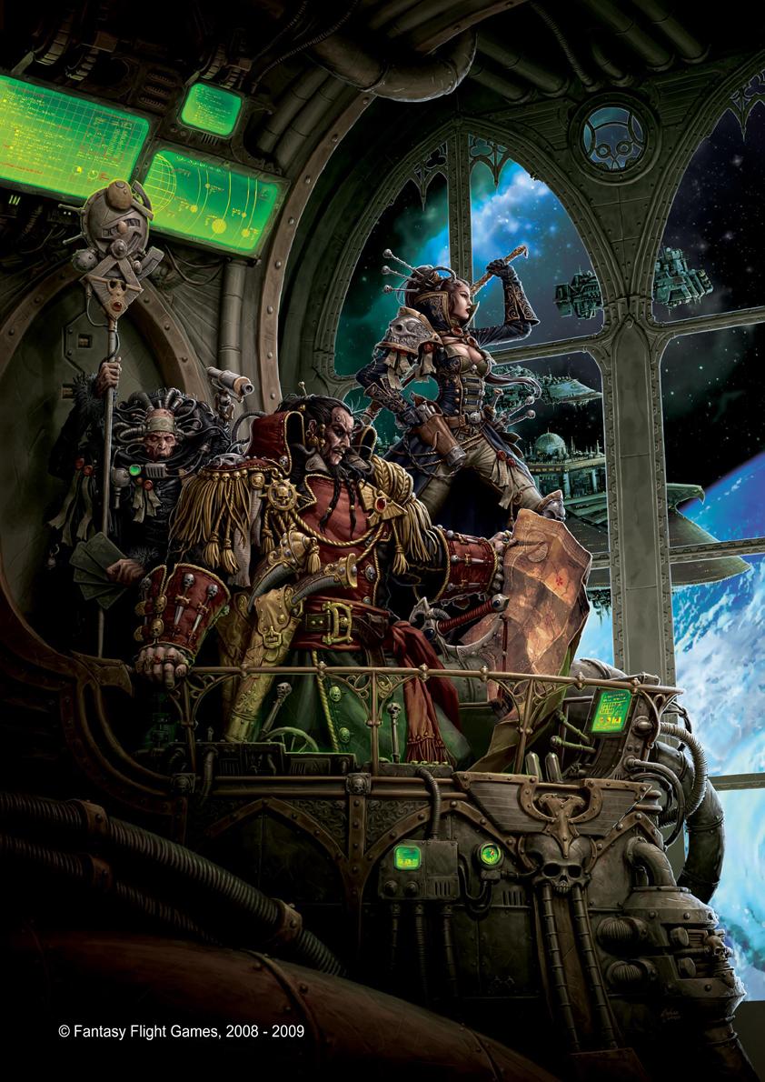 Rogue Traders | Warhammer 40k | FANDOM powered by Wikia